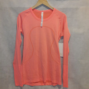 Lululemon Swiftly Tech LS Crew Running Shirt 12